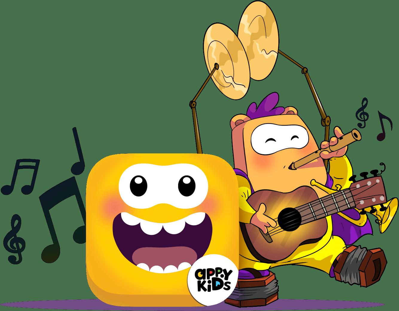Play School App Update – Harmonious Happy Update V1.8